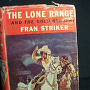 SALE The Lone Ranger and The Gold Robbery 1939