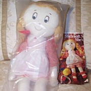 SALE Vintage Maxwell House Coffee Premium Rag Doll 18 Inches