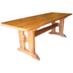 Very Rich French Trestle Table!