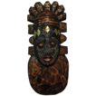 Vintage Festac Wood Tribal Mask!