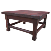 French Antique Rustic Arts and Crafts Table Antique Furniture