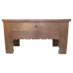 French Antique Rustic Chest Trunk Antique Furniture