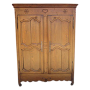 French Antique Carved Armoire Antique Furniture Antique Armoire Cabinet
