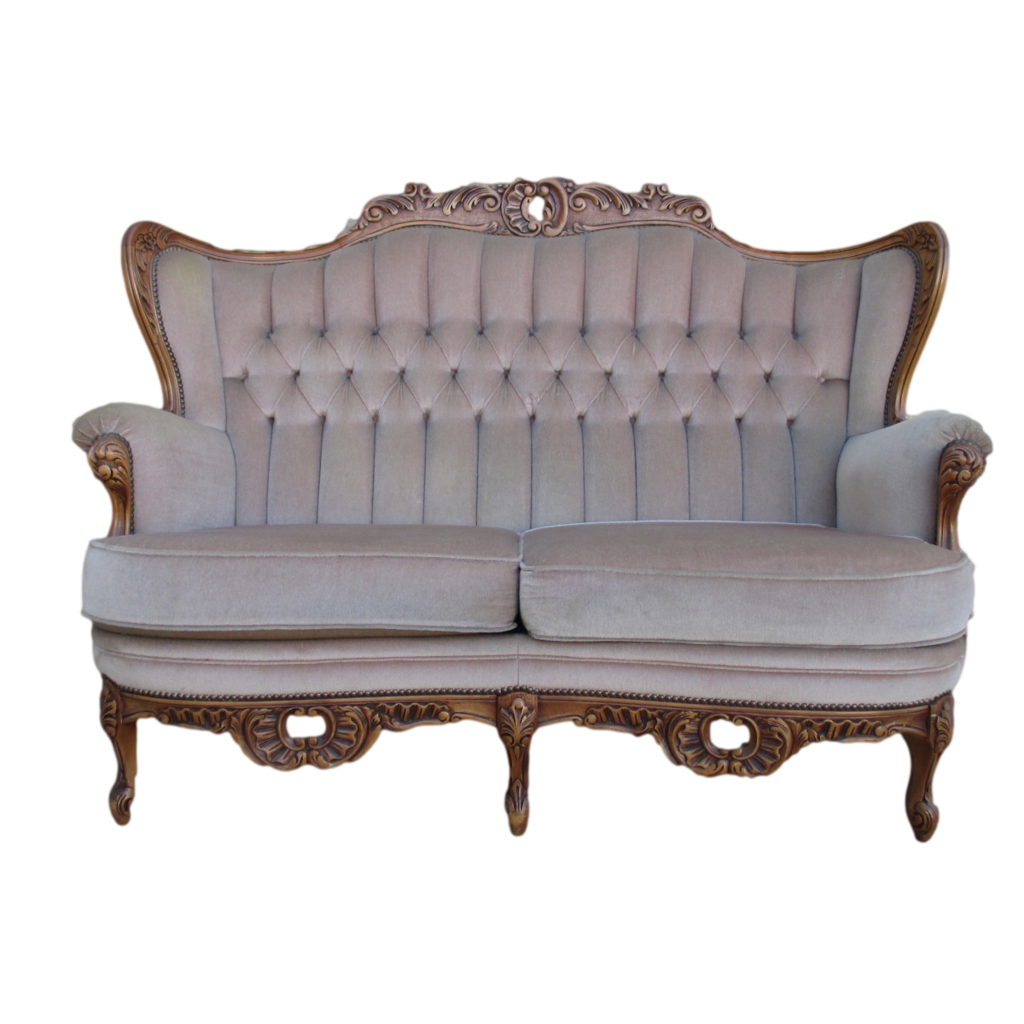 Vintage sofas video search engine at Retro loveseats