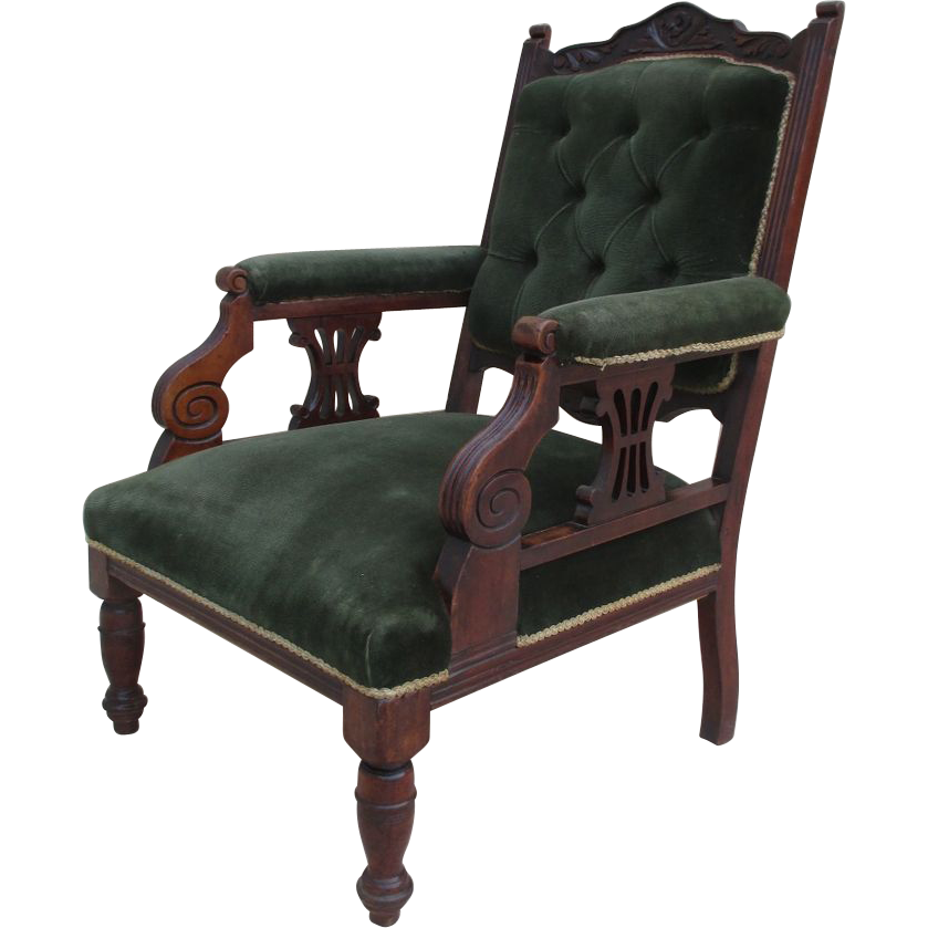 Victorian Parlor Chair images