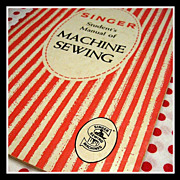 SALE Singer Machine Sewing Book / Manual - Students for 66 99 221 301 models
