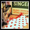 Singer 301, 301A, 404 sewing machine Blind Stitch attachment does Even MORE