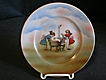 "Three Crown Germany ""Wash Day"" Plate"