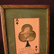 "Authentic ""Buck Jones"" Autographed Promotional Photo Print for the Movie ""Black"