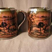 "Ridgway Pottery ""Coaching Days & Coaching Ways"" Mugs"