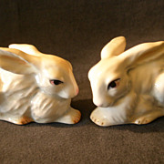 Goebel Porcelain - Pair of Rabbits #34-807-06