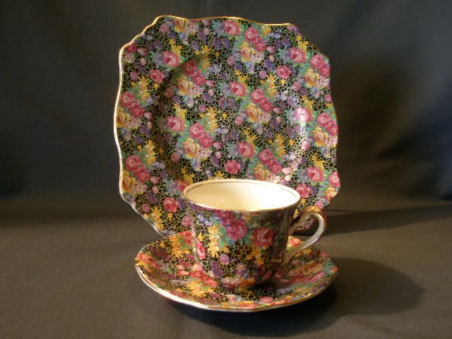 royal winton pottery