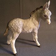 Cybis Porcelain &quot;Fitzgerald&quot; - Donkey Foal Figurine