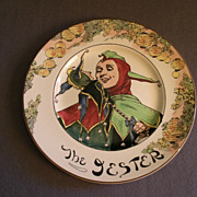 Royal Doulton Professional Series &quot;The Jester&quot; Plate - D6277