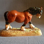 Royal Doulton &quot;Pride Of The Shires&quot; Horse Figurine HN 2564