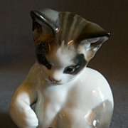 Rosenthal Porcelain Figurine &quot;Kitten&quot;  #1120