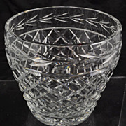 Waterford Glandore Cut Crystal Ice Bucket