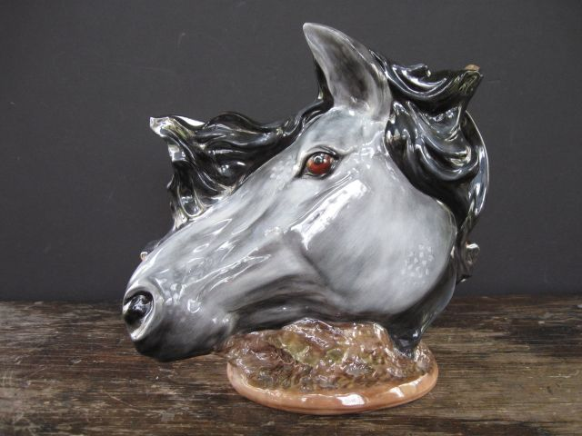 Royal Stratford Fox/ Horse Pitcher