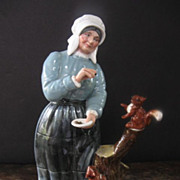 "Royal Doulton ""Good Friends"" Figurine"