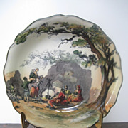 Royal Doulton Old English Scenes Serving Bowl