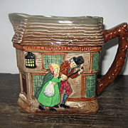 "Royal Doulton ""Old Curiosity Shop"" Pitcher"
