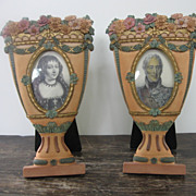 Pair of Decorative Ornamental Frames