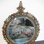 Lovely Ornate Ladies' Dresser Mirror