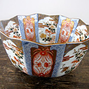 Beautiful Japanese Imari Bowl