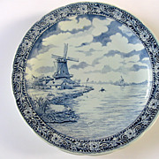 Lovely Delft Charger
