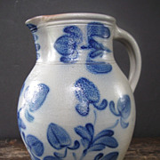 SALE PENDING 1991 Wisconsin Pottery Pitcher