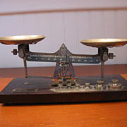Avoirdupois Weight Kodak Scale