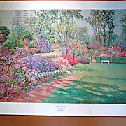Unframed Vivian Hollan Swain Limited Edition Print