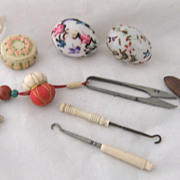 REDUCED Vintage Sewing Lot FABULOUS!