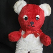 REDUCED Vintage Bear Circa 1960's