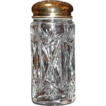 Cut Glass Sugar Shaker