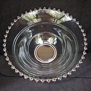 Imperial Candlewick:  Large Bowl for Salad or Punch