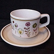 Lenox Sprite Cup and Saucer Set - 3 Available