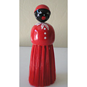 Vintage Butler's Brush Black Americana Mammy