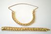 Stunning 1950's Rhinestone Bracelet & Necklace