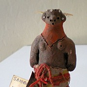 SALE Hand Made Samburu Doll From Kenya