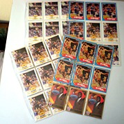 (36) NBA Rookie Cards All Mint 1990