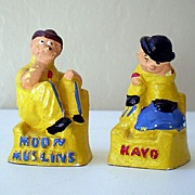 SALE Moon Mullins & Kayo Chalk Figures