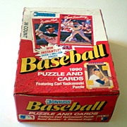 1990 Donruss Baseball Cards 36 UNOPENED Wax Packs