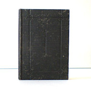 "1907 Miniature  Hard Cover Edition ""The Book of Common Prayer"""