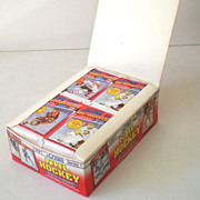Full Box 1991 Score Hockey Cards 36 Sealed Packs