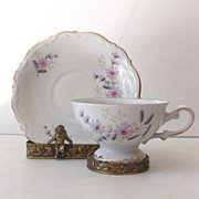 Lovely Vintage Cup and Saucer Bavaria Germany