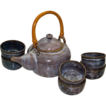 Stunning Antique Tilting Teapot
