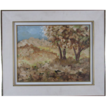 Pierre Cossette Lovely Landscape Oil Painting by Canadian Artist