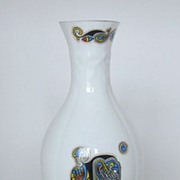 Superb Royal Tara Ireland Vase