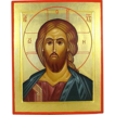 Christ Pantocrator Large Gold Icon Hand Painted